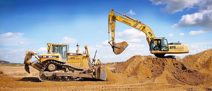 Earthwork Construction Management : Earthworks